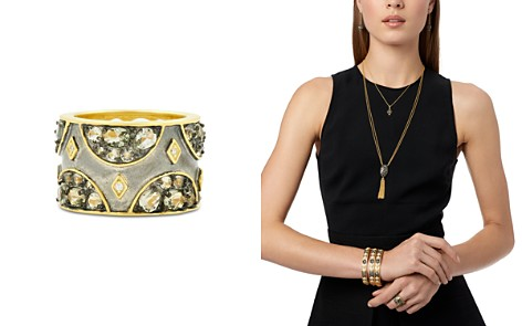 Freida Rothman Rose d'Or Pavé Band Ring - Bloomingdale's_2