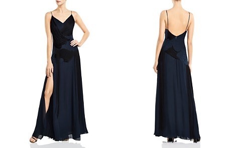 Haute Hippie Romantic Fatalism Draped-Fringe Gown - Bloomingdale's_2