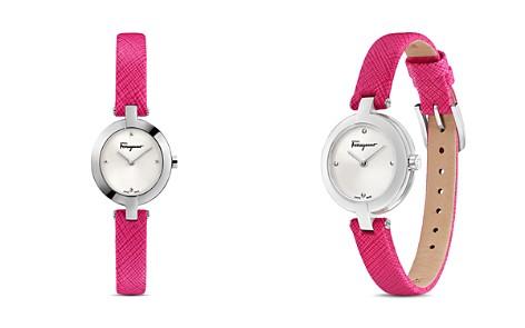 Salvatore Ferragamo Miniature Watch, 26mm - Bloomingdale's_2