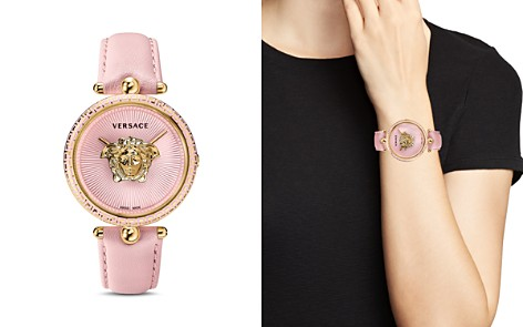 Versace Palazzo Pink Empire Watch, 39mm - Bloomingdale's_2