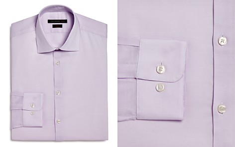 John Varvatos Star USA Solid Slim Fit Dress Shirt - Bloomingdale's_2