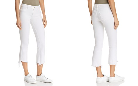 DL1961 Lara Instasculpt Cropped Flare Jeans in Providence - Bloomingdale's_2