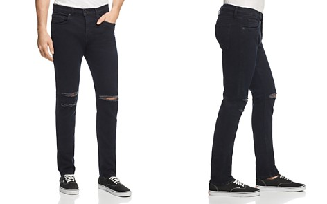 J Brand Mick Super Slim Fit Jeans in Caputoak - Bloomingdale's_2