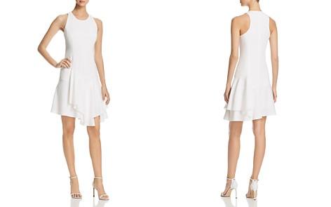 Elie Tahari Lalana Asymmetric-Ruffle Dress - Bloomingdale's_2
