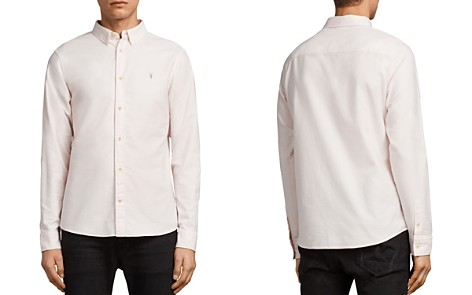 ALLSAINTS Huntingdon Slim Fit Button-Down Shirt - Bloomingdale's_2