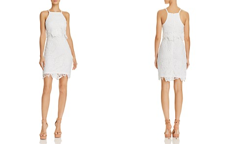 BB DAKOTA Bryn Popover Lace Dress - Bloomingdale's_2