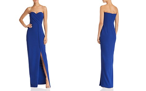 Bariano Strapless Column Gown - 100% Exclusive - Bloomingdale's_2