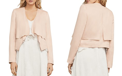 BCBGMAXAZRIA Ania Tiered Jacket - Bloomingdale's_2