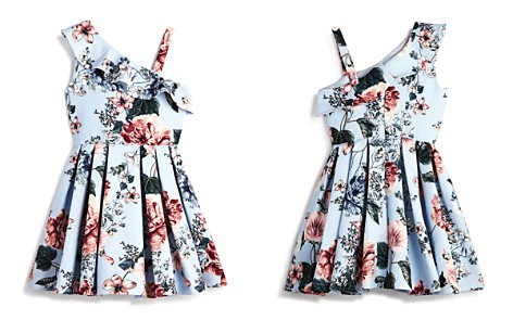 Bardot Junior Girls' Floral Asymmetrical Dress - Big Kid - Bloomingdale's_2