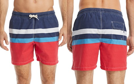 Barbour Striped Swim Trunks - Bloomingdale's_2