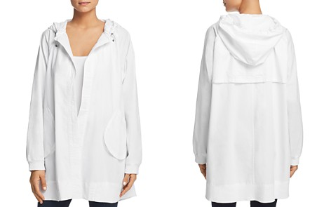 Kenneth Cole Oversized Cotton Hoodie - Bloomingdale's_2