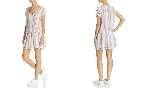Rails Lucca Striped Drop-Waist Tunic Dress - Bloomingdale's_2