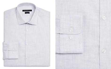 John Varvatos Star USA Heathered Slim Fit Dress Shirt - Bloomingdale's_2