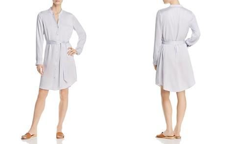 Eileen Fisher Silk Shirt Dress - Bloomingdale's_2