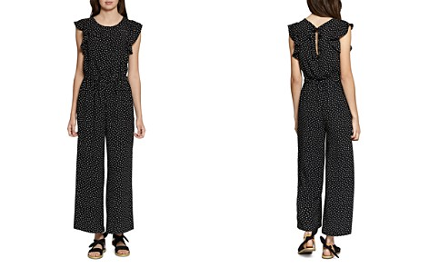 Sanctuary Antonella Ruffled Polka-Dot Jumpsuit - Bloomingdale's_2