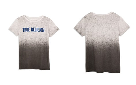 True Religion Boys' Speckle-Gradient Logo Tee - Little Kid, Big Kid - Bloomingdale's_2