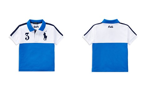 Polo Ralph Lauren Boys' Color-Blocked Tech Mesh Polo - Little Kid - Bloomingdale's_2