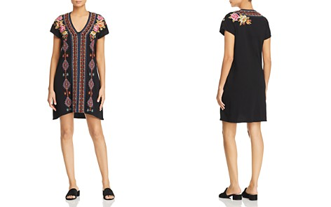 Johnny Was Vella Embroidered Tunic Dress - Bloomingdale's_2
