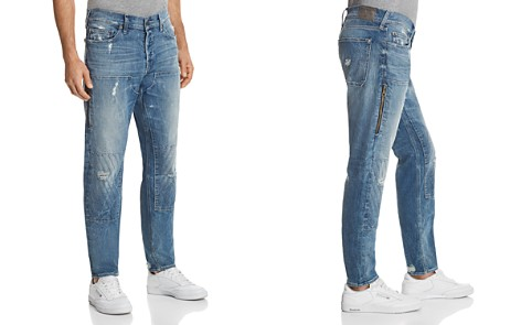 True Religion Workwear Relaxed Fit Jeans in Faded Blue - Bloomingdale's_2