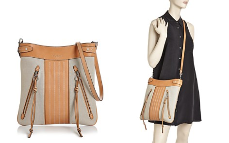 Tory Burch Moto Swingpack Canvas & Leather Crossbody - Bloomingdale's_2