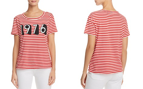 Current/Elliott The Boy Striped Graphic Tee - Bloomingdale's_2