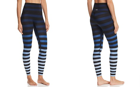 K-Deer Ombré Striped Ankle Leggings - Bloomingdale's_2