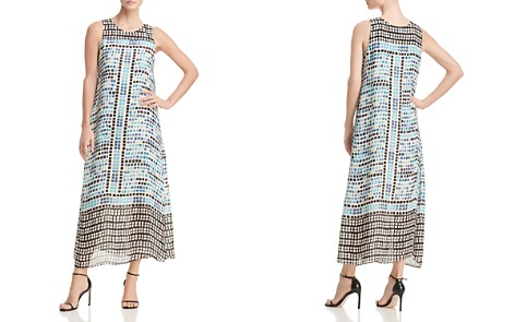 NIC+ZOE Color Wave Printed Midi Dress - Bloomingdale's_2