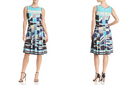 NIC+ZOE Going Places Fit-and-Flare Dress - Bloomingdale's_2