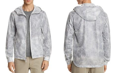 Michael Kors Tropical Print Hooded Jacket - Bloomingdale's_2