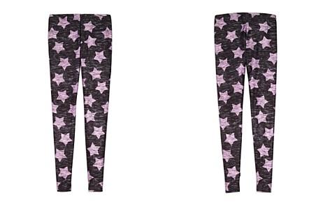 Terez Girls' Star-Print Heathered Leggings - Big Kid - Bloomingdale's_2