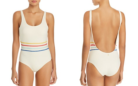 Dolce Vita Kokomo Embroidered One Piece Swimsuit - Bloomingdale's_2