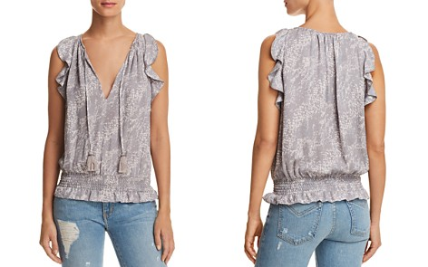 Ramy Brook Donnie Printed Top - Bloomingdale's_2
