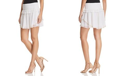 Ramy Brook Rosalie Smocked Skirt - Bloomingdale's_2