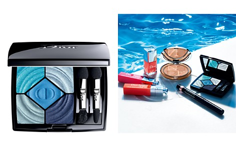 Dior 5 Couleurs Cool Wave Summer 2018 Limited Edition Eyeshadow Palette - Bloomingdale's_2