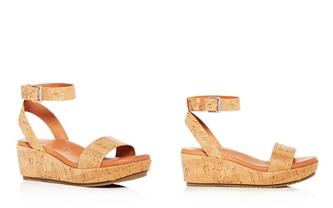 Gentle Souls Women's Morrie Cork Platform Wedge Sandals - Bloomingdale's_2