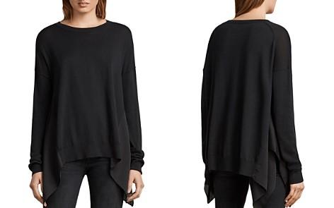 ALLSAINTS Carmel Handkerchief-Hem Sweater - Bloomingdale's_2