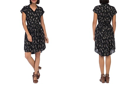 B Collection by Bobeau Mare Floral-Print Dress - Bloomingdale's_2
