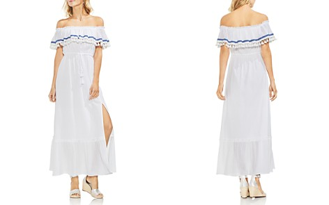 VINCE CAMUTO Ruffled Off-the-Shoulder Maxi Dress - Bloomingdale's_2