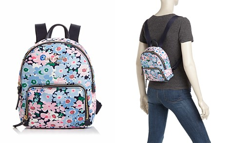 kate spade new york Watson Lane Daisy Garden Small Hartley Nylon Backpack - Bloomingdale's_2