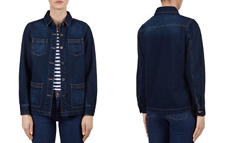 Gerard Darel Robin Denim Jacket - Bloomingdale's_2