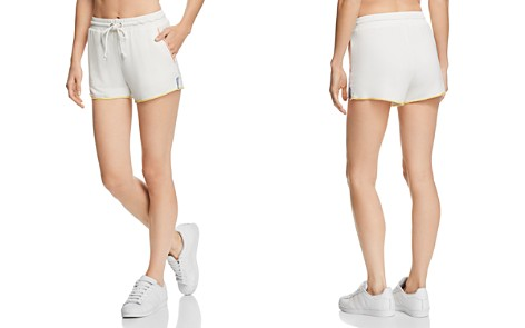 Honey Punch Stitched Shorts - Bloomingdale's_2