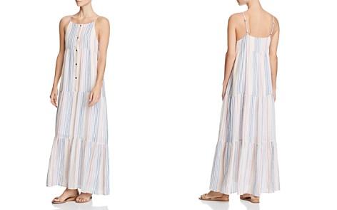 Splendid Tiered Striped Maxi Dress - Bloomingdale's_2