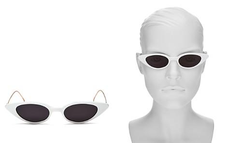Illesteva Women's Marianne Cat Eye Sunglasses, 48mm - Bloomingdale's_2