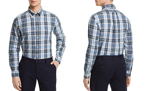 Brooks Brothers Madras Plaid Regular Fit Button-Down Shirt - Bloomingdale's_2