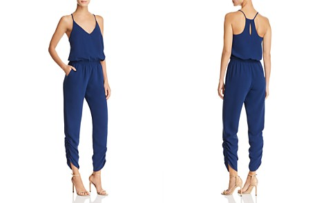 Amanda Uprichard Lowell Ruched Jumpsuit - Bloomingdale's_2