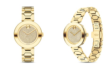 Movado BOLD T-Bar Watch, 32mm - Bloomingdale's_2