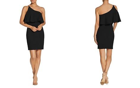 Dress the Population Sabrina One-Shoulder Dress - Bloomingdale's_2