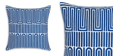 "Trina Turk Racket Club Geo Decorative Pillow, 18"" x 18"" - Bloomingdale's_2"