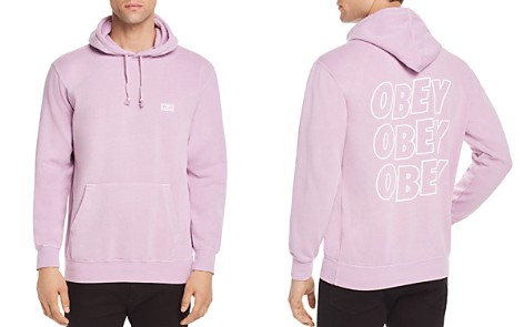 OBEY Heavyweight Pigment Dyed Hoodie - Bloomingdale's_2