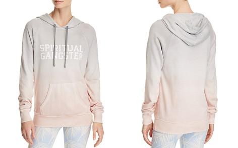 Spiritual Gangster Varsity Ombré Hooded Sweatshirt - Bloomingdale's_2